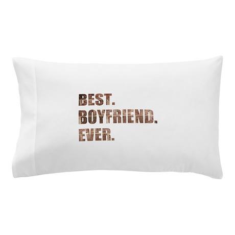 grunge brick best boyfriend ever pillow case