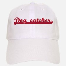 Dog catcher (sporty red) Baseball Baseball Cap