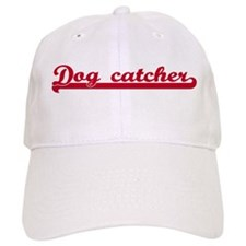 Dog catcher (sporty red) Baseball Cap