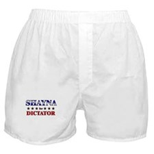SHAYNA for dictator Boxer Shorts