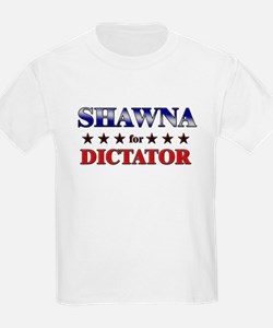 SHAWNA for dictator T-Shirt