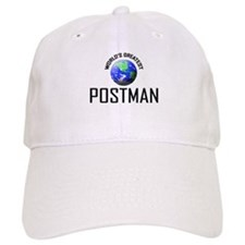 World's Greatest POSTMAN Baseball Cap