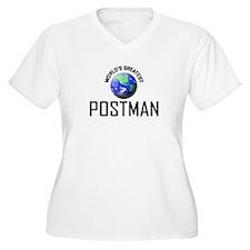 World's Greatest POSTMAN T-Shirt