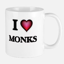I love Monks Mugs