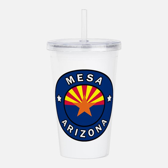 Mesa Arizona Acrylic Double-wall Tumbler