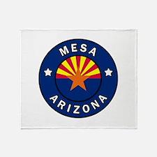 Mesa Arizona Throw Blanket