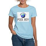 Pool boy Women's Light T-Shirt