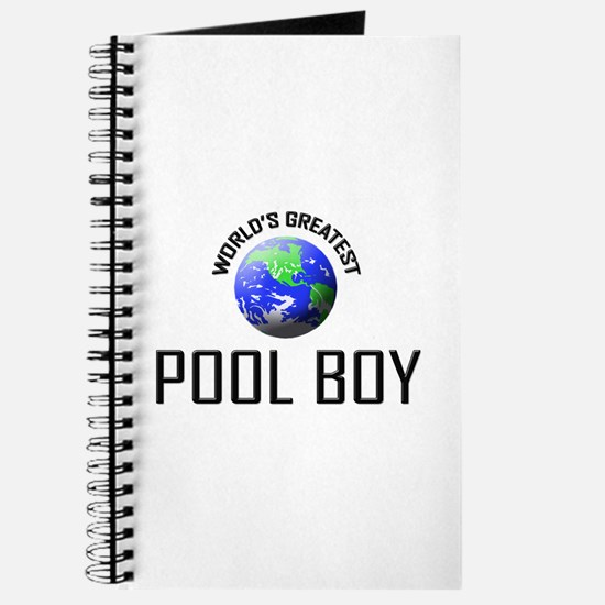 World's Greatest POOL BOY Journal