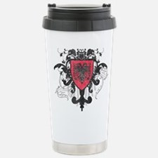 Cute Albanian Travel Mug