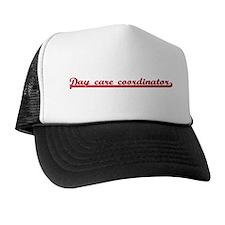Day care coordinator (sporty  Trucker Hat