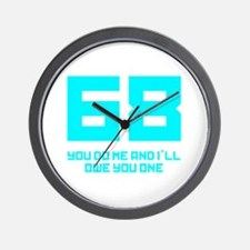 Let's 68! Wall Clock