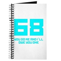 Let's 68! Journal