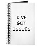 I'VE GOT ISSUES Journal