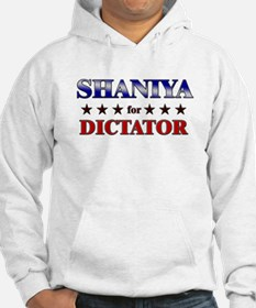 SHANIYA for dictator Hoodie Sweatshirt