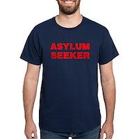 Asylum Seeker Dark T-Shirt