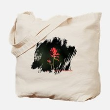 Unique Indian paintbrush Tote Bag