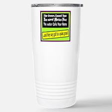Golf-A Quiet Game Travel Mug