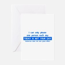 Not Your Day... Greeting Cards (Pk of 10)