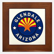 Unique Chandler arizona Framed Tile