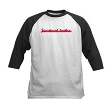 Investment banker (sporty red Tee