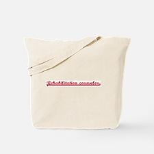 Rehabilitation counselor (spo Tote Bag
