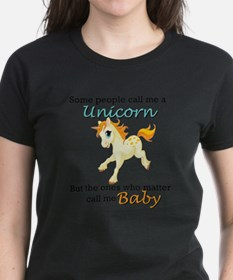 Unicorn Polyamory Triad T-Shirt