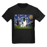 Starry / Eng Springer Kids Dark T-Shirt