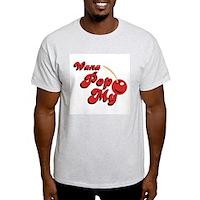 Wana Pop My Cherry? Light T-Shirt