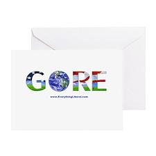 GORE Global Warming Greeting Card