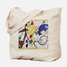 Funny Abstract Tote Bag