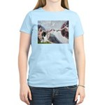 Creation / Eng Springer Women's Light T-Shirt