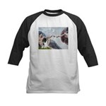 Creation / Eng Springer Kids Baseball Jersey