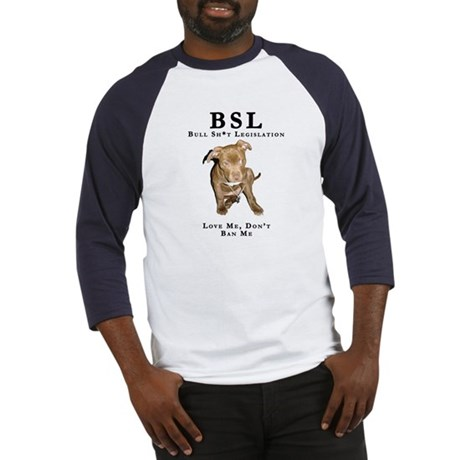 Anti-BSL Bull Sh*t Legislation Design #1 Baseball