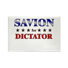 SAVION for dictator Rectangle Magnet