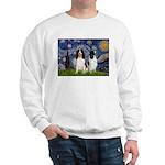 Starry / 2 Eng Springe Sweatshirt