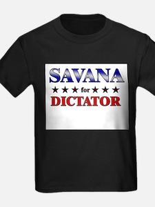 SAVANA for dictator T