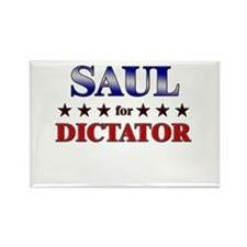 SAUL for dictator Rectangle Magnet