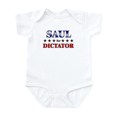 SAUL for dictator Infant Bodysuit