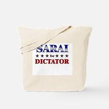 SARAI for dictator Tote Bag