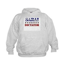 SARAI for dictator Hoodie