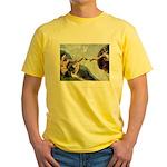 Creation / French Bull Yellow T-Shirt