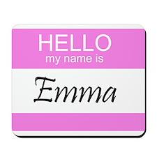 Emma Mousepad