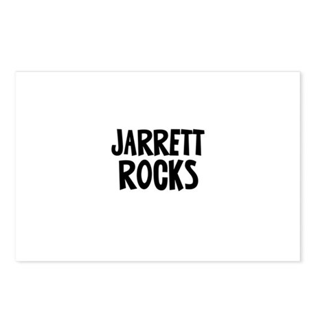 Jarrett Rocks Postcards (Package of 8)