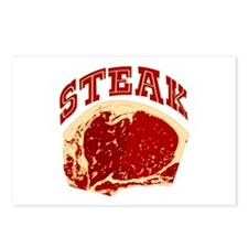Steak Postcards (Package of 8)