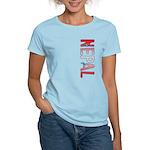 Nepal Stamp Women's Light T-Shirt