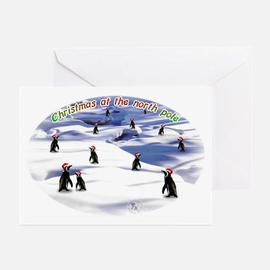 Chimp Christmas Greeting Cards (Pk of 10)