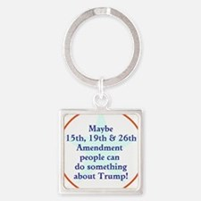Do something about Trump Keychains