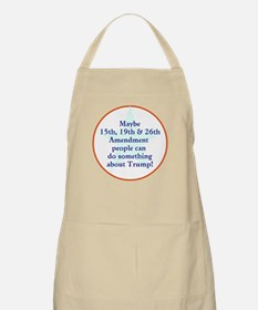 Do something about Trump Apron
