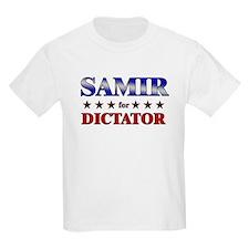 SAMIR for dictator T-Shirt