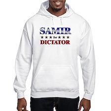 SAMIR for dictator Hoodie